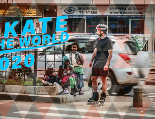 SKATE THE WORLD – TRAILER 2020